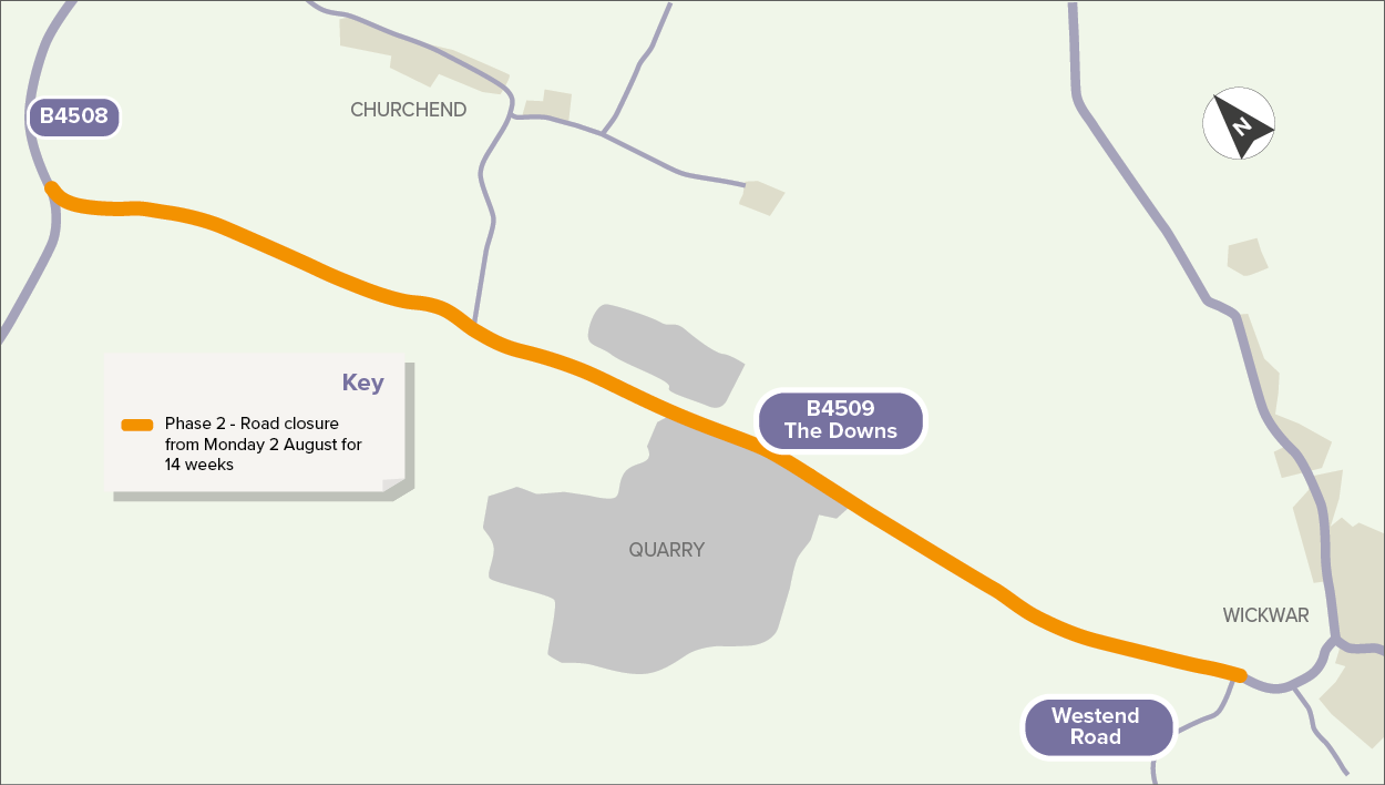 challenge fund maps the downs phase 2