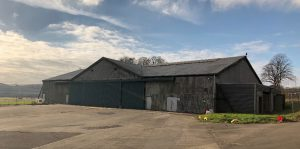 Aerospace Bristol conservation hangar
