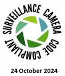 CCTV NSI certification logo (Community Safety CCTV)