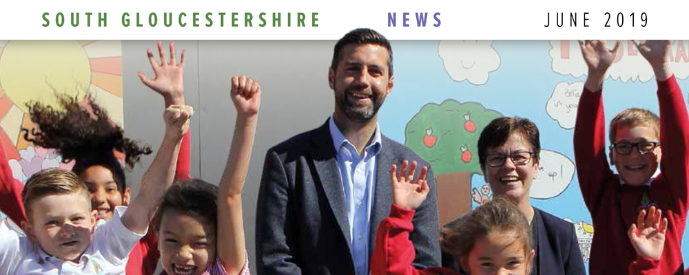 Special edition of South Gloucestershire News