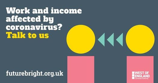 Work and income affected by coronavirus