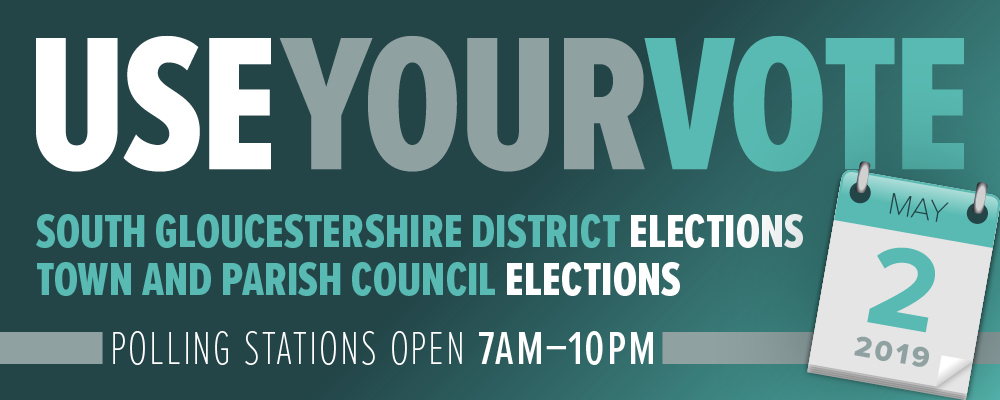 South Gloucestershire district and Town & Parish council elections 2019