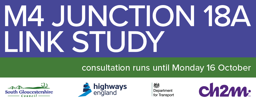 M4 Junction 18a consultation