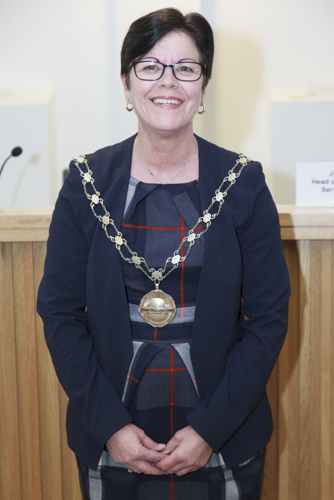 Cllr Erica Williams