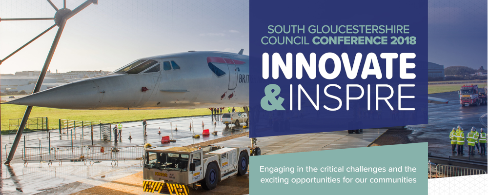 South Gloucestershire Innovate and Inspire Conference