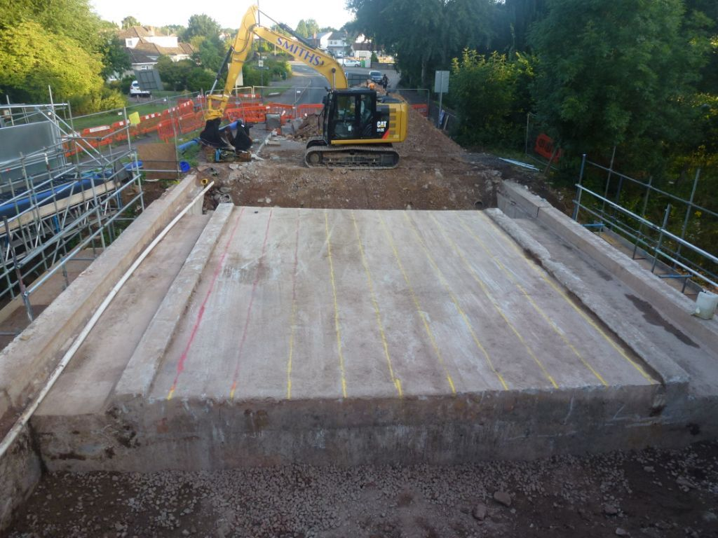 High Tech Bridge Replacement In Frampton Cotterell South
