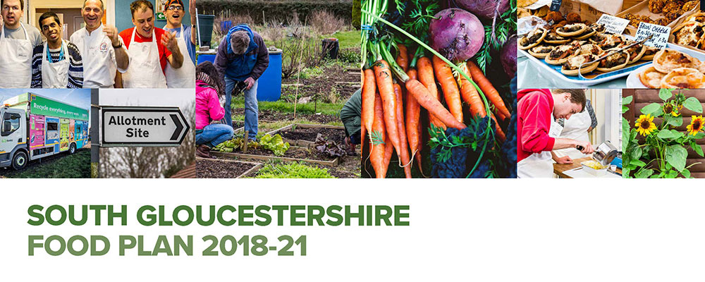 South Gloucestershire Food Plan 2018 - 21
