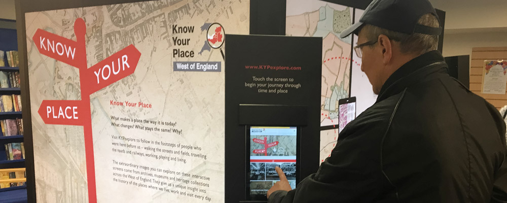 Touring digital exhibition helps you 'Know Your Place'