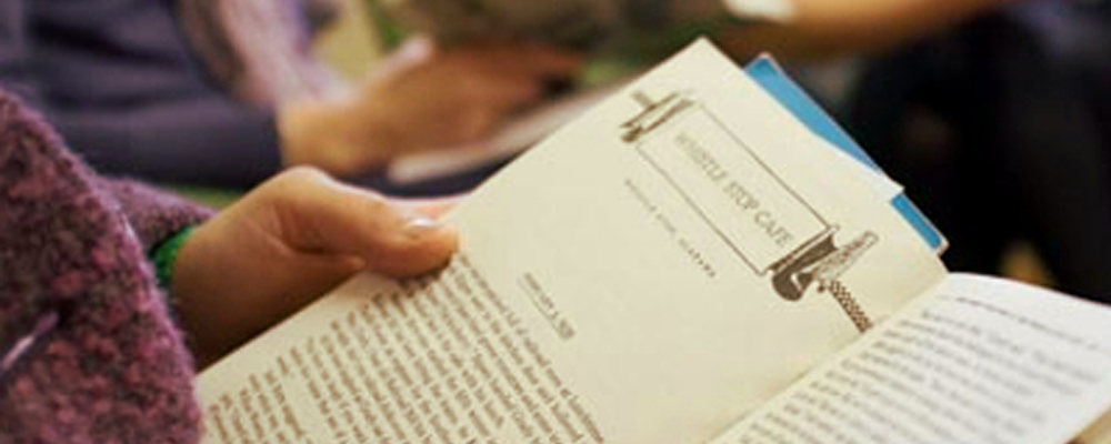 Join a shared reading group