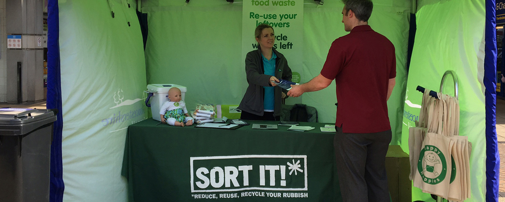 Waste and recycling roadshows