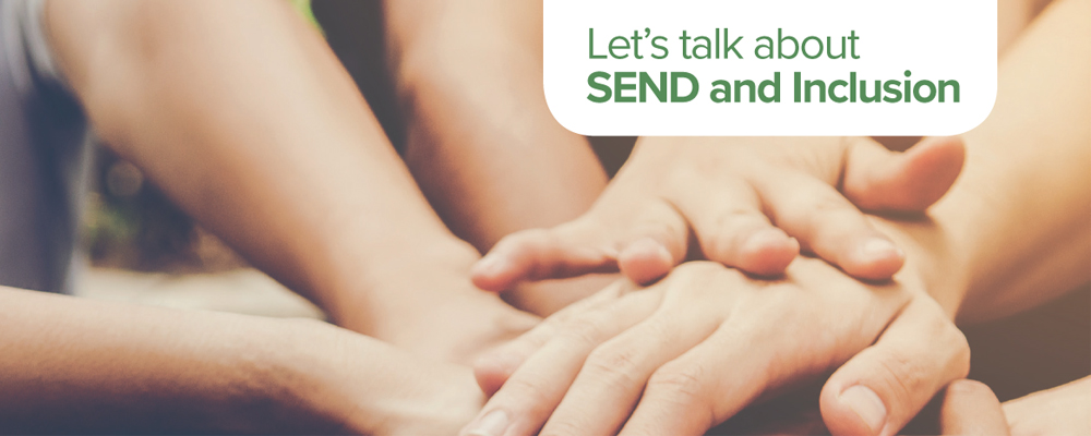 Get involved in developing our SEND strategy