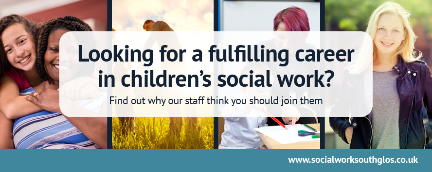Looking for a fulfilling career in children's social work?