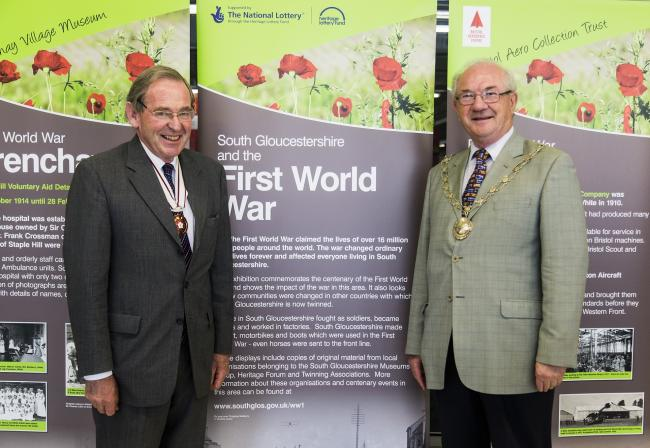 South Gloucestershire World War One Exhibition