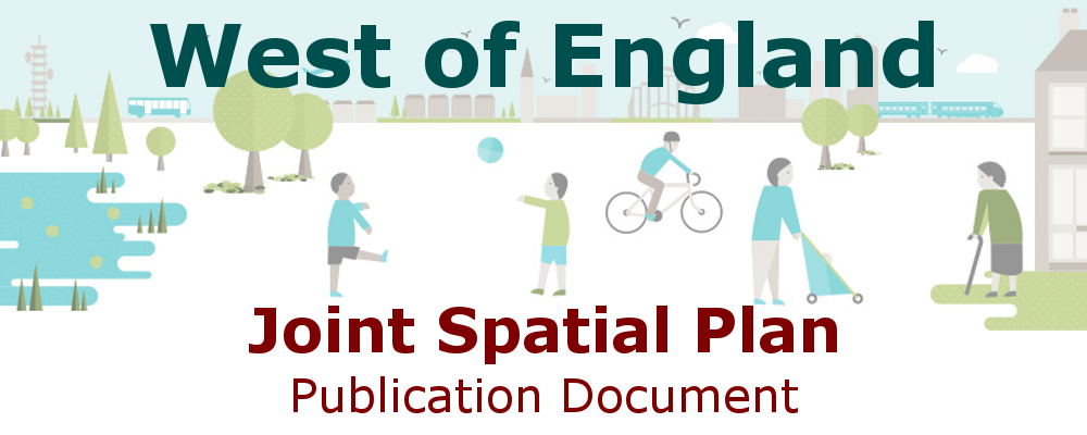 West of England Joint Spatial Plan - Publication Document