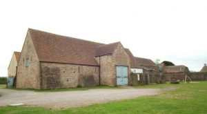 Winterbourne Barn exterior